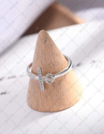 Silver ring - #4