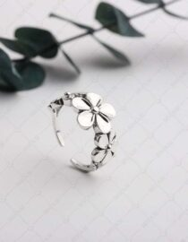 Silver ring - #1