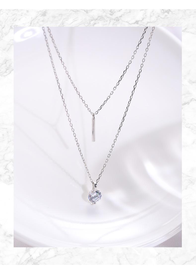 halsband silver 25