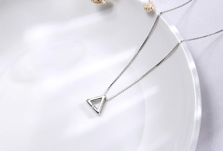 halsband silver 28